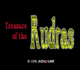 Treasure of the Rudras