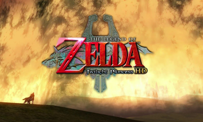 Legend of Zelda Twilight Princess HD
