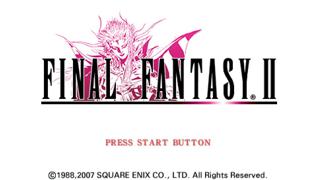 Final Fantasy II PSP