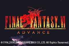 Final Fantasy VI GBA
