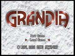 Grandia Remaster