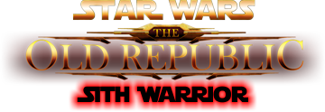 The Old Republic Sith Warrior